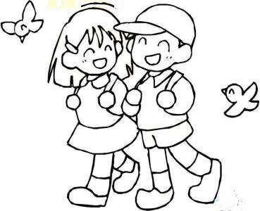 帮帮忙找一下有关这些内容的简笔画,这是有关孩子们梦想的画,比较容易画出来的的