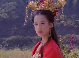 来自《天仙配》她嫁给了董永成就了一段爱情佳话