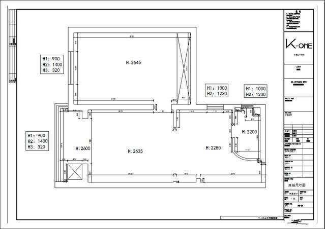 单排房子设计图