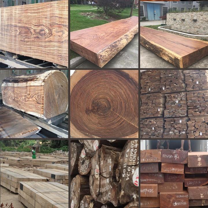 缘木居专注乌金木家具制造已有十余年,2005年与非洲加蓬国家林业局