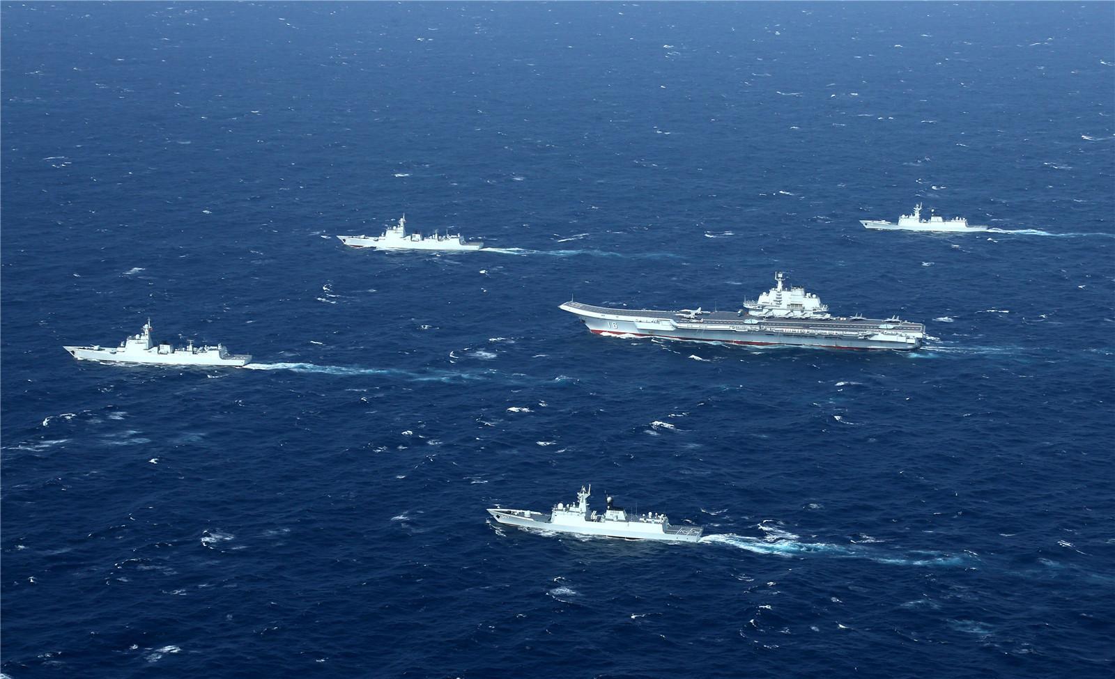 解放軍:遼寧號航母完成改裝或遠