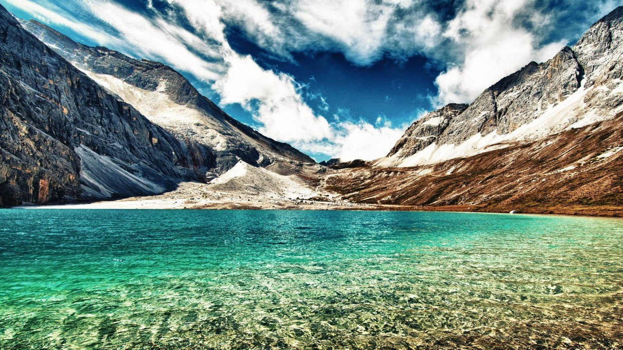 中国最美的湖泊,一次带你过足瘾图片