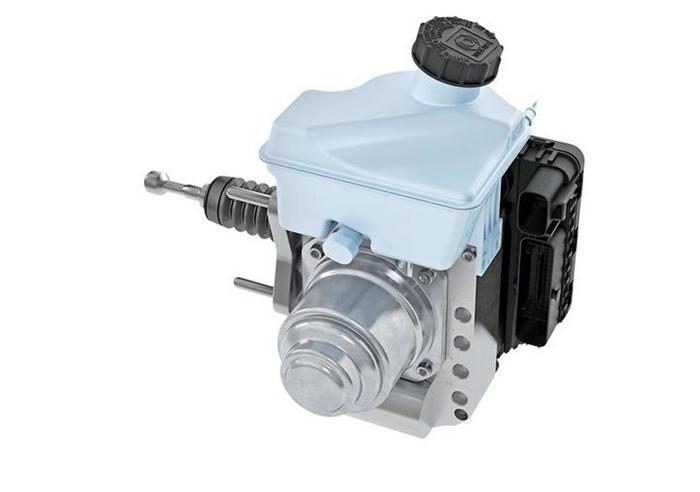 大陆推出MK C1电子制动方案 定位高度自动化驾驶插图2
