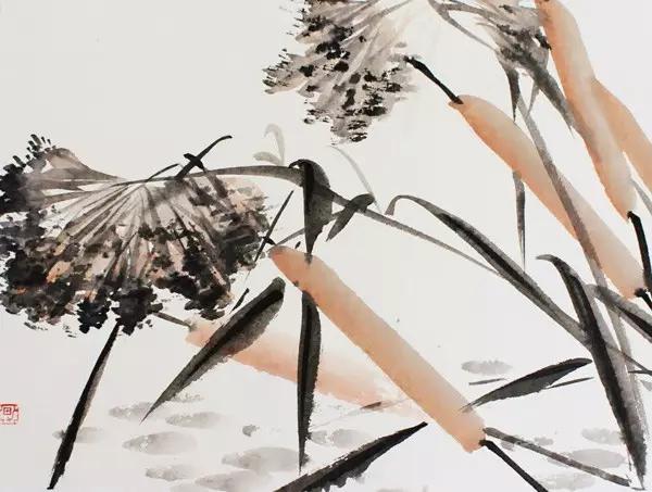 韵 姜亚男写意花鸟画作品展