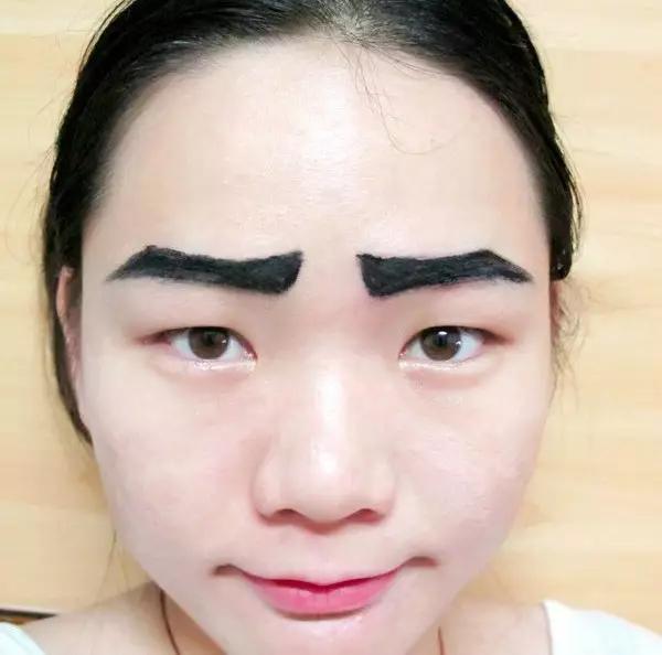 小山眉画法_小山眉?哪个才是武则天真正的眉毛?