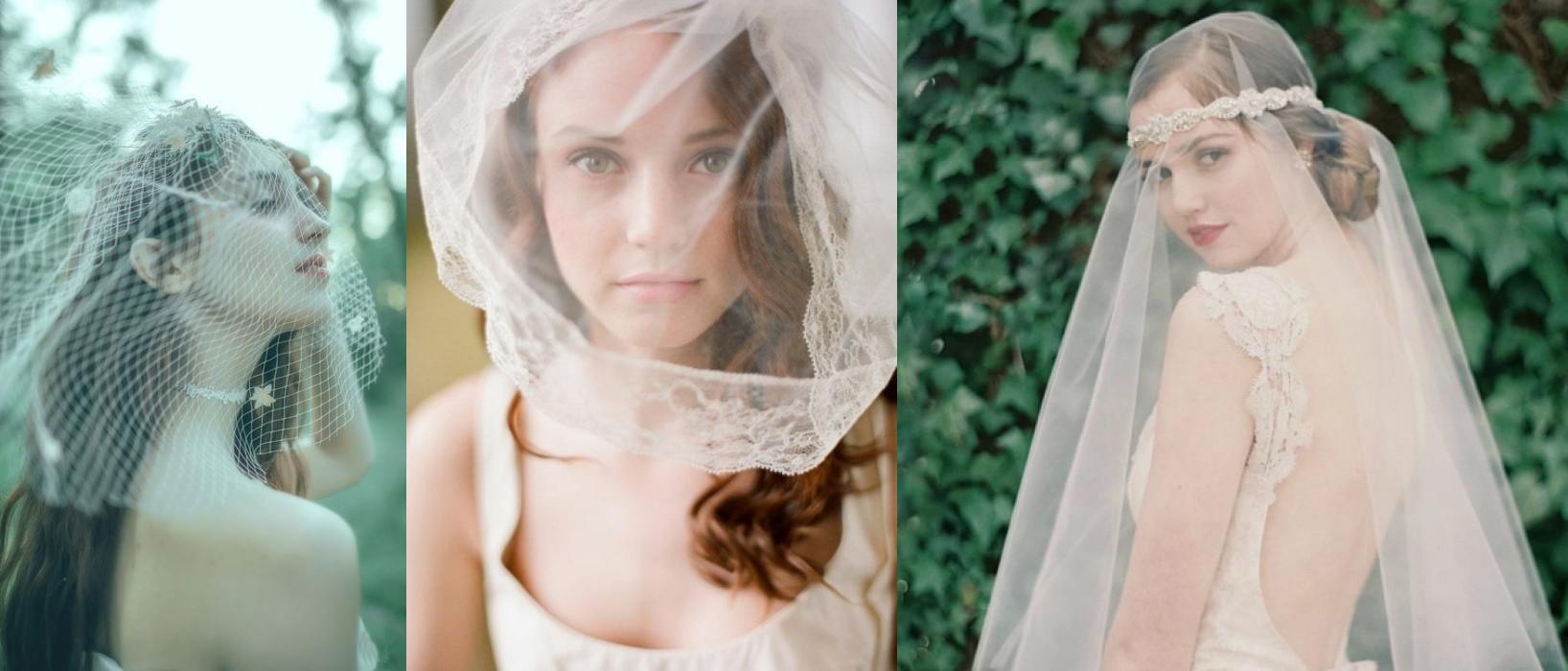 准新娘必修课 头纱知识早知道图片