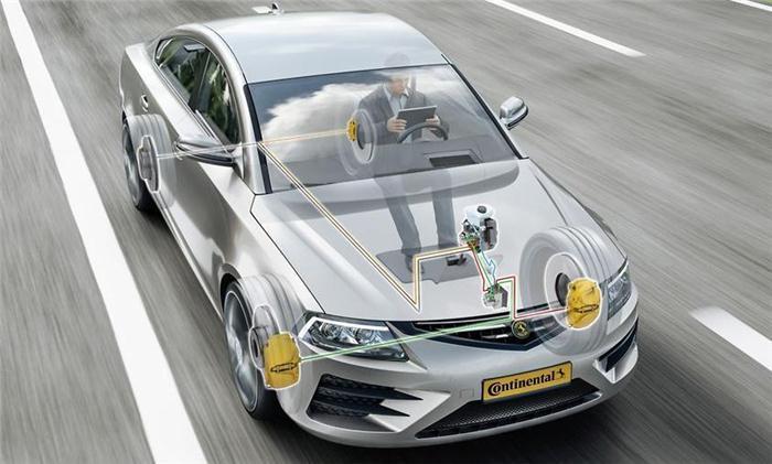大陆推出MK C1电子制动方案 定位高度自动化驾驶插图1