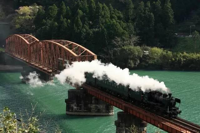 """九州的列车""""老司机""""去日本都是这么玩的!"""