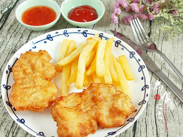 的迷魂计 炸鱼薯条图片