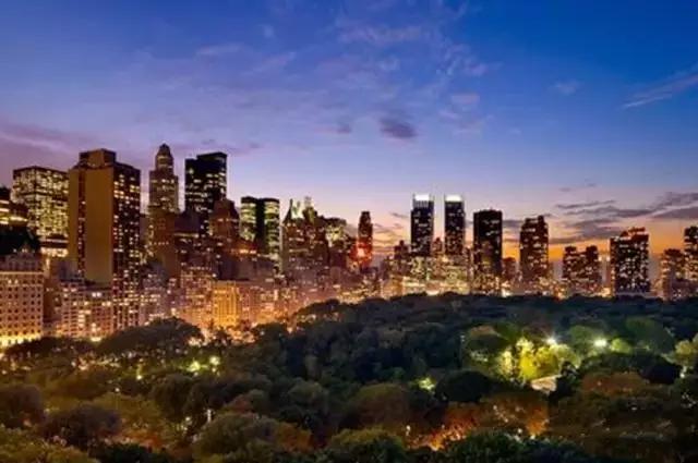 世界最大自然景观之一-纽约中央公园:距离项目车程19分钟图片