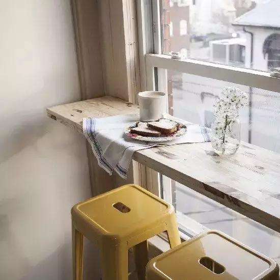 木板做吧台背景造型
