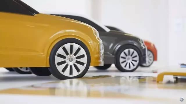 一汽大众的第一款SUV细节曝光 时髦又时尚高清图片