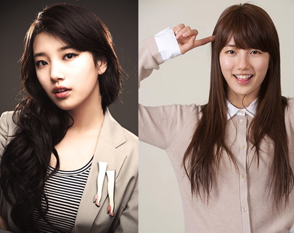 直发好?卷发好?韩国女星变发秀图片