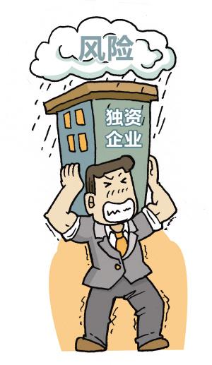 浅析壹人拥有限责公司与团弄体独资企业对企业的区