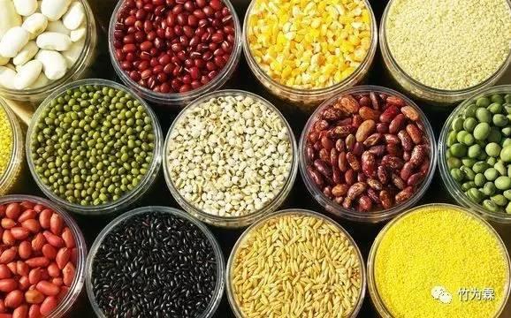 食五谷杂粮,补均衡营养