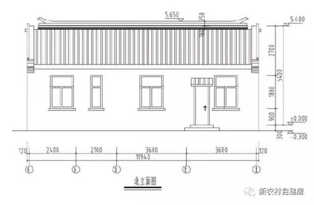 微信公众号:新农村自建房,300套别墅图纸,全套施工图,建房资讯,施工