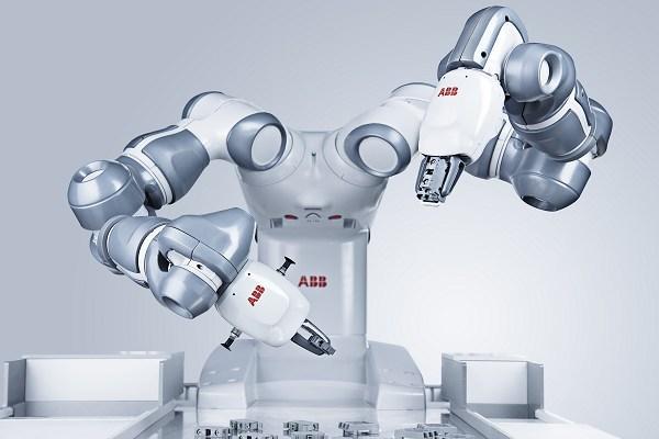 工业机器人专业,我们一起炫酷起来!
