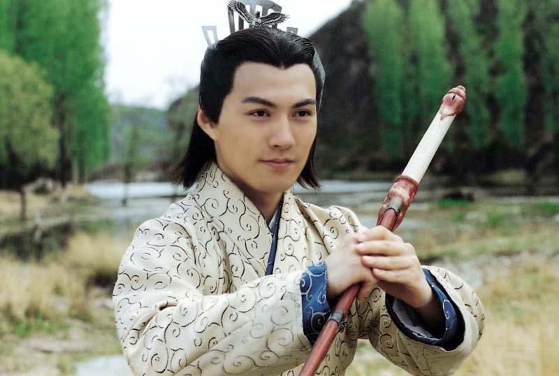 中国古装十大美男,来评评谁是你心目中的第一