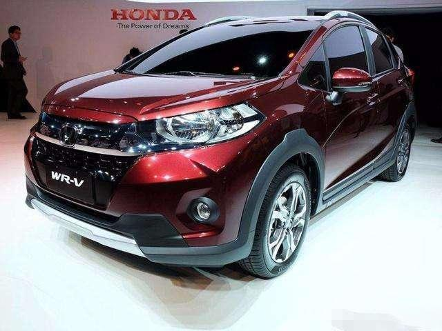 本田开启无敌模式,再次盯准小型SUV市场,新车8万高清图片