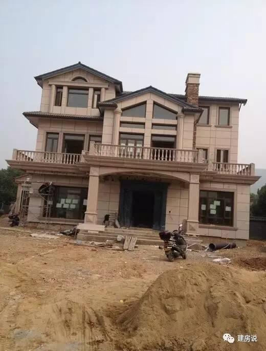 村墅记│在农村建农村别墅,装修豪气堪比百万豪宅