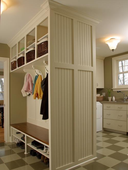 16款创意简约美式玄关设计 让你的空间多出9平米图片
