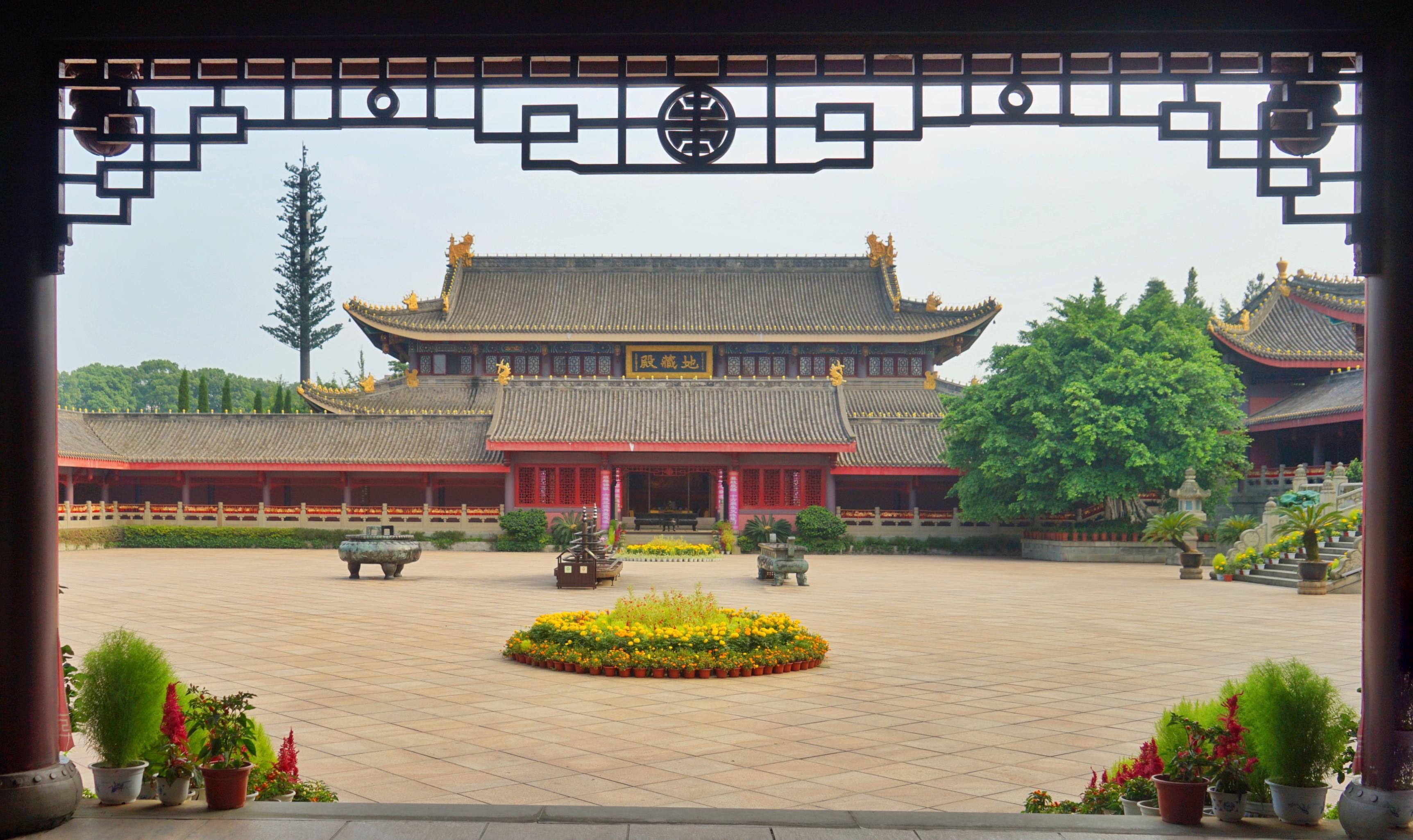 我国最高的佛寺_大佛禅院:我国最大的寺院 身居闹市却置身世外_搜狐旅游_搜狐网