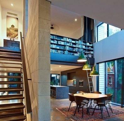 9款复式楼装修效果图 你理想的复式楼设计是这样吗图片