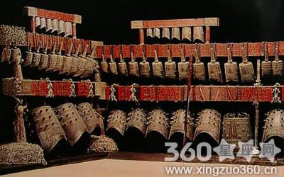 中国古代最大的乐器 编钟兴起于西周