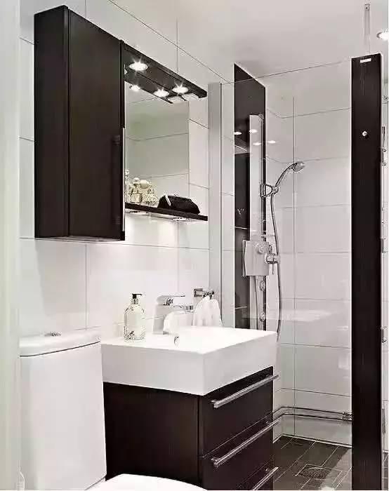 小户型卫生间隔断四种方式 干湿分区不再是问题