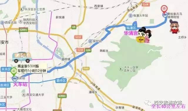西安旅游攻略关于秦兵马俑