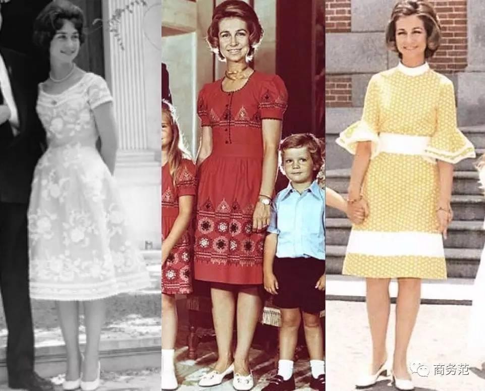 西班牙王后的两个公主,气质基因衣品全继承了妈妈