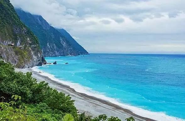 山海之间的台湾,美哭了!