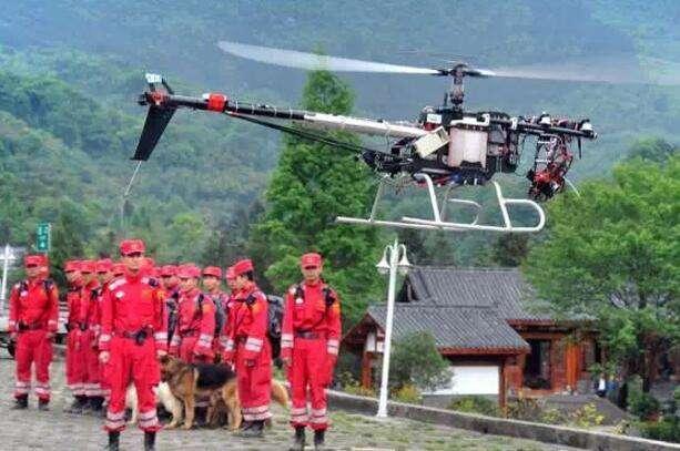 地震面前与时间赛跑,这些高科技或许能救命