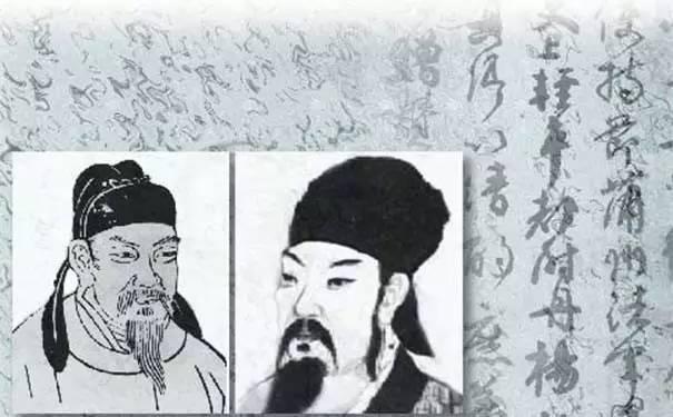 传统人物读书图