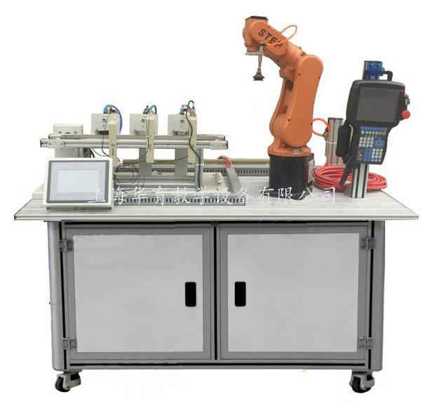 plc,变频器,触摸屏,传感器检测,气动执行控制,机械设计装配调试等技术图片