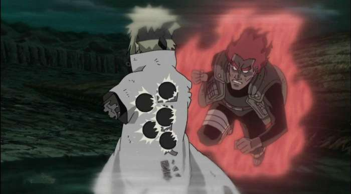 火影忍者中能将求道玉破坏的6个影级忍者!