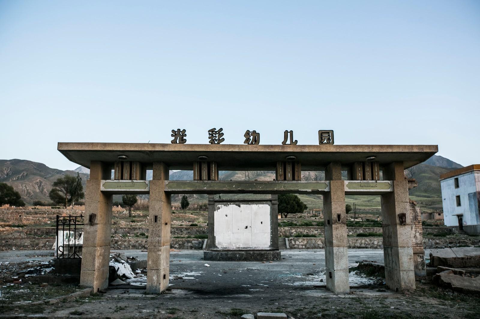深入《九层妖塔》拍摄地——阿克塞石油小镇