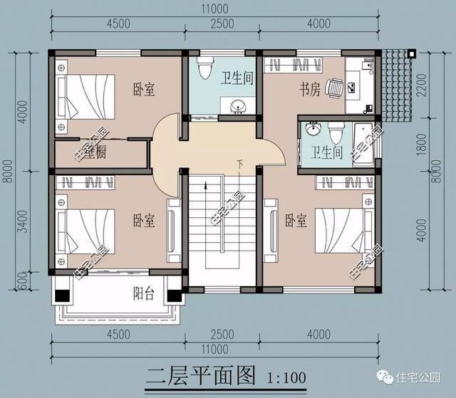 8x12房屋设计图纸