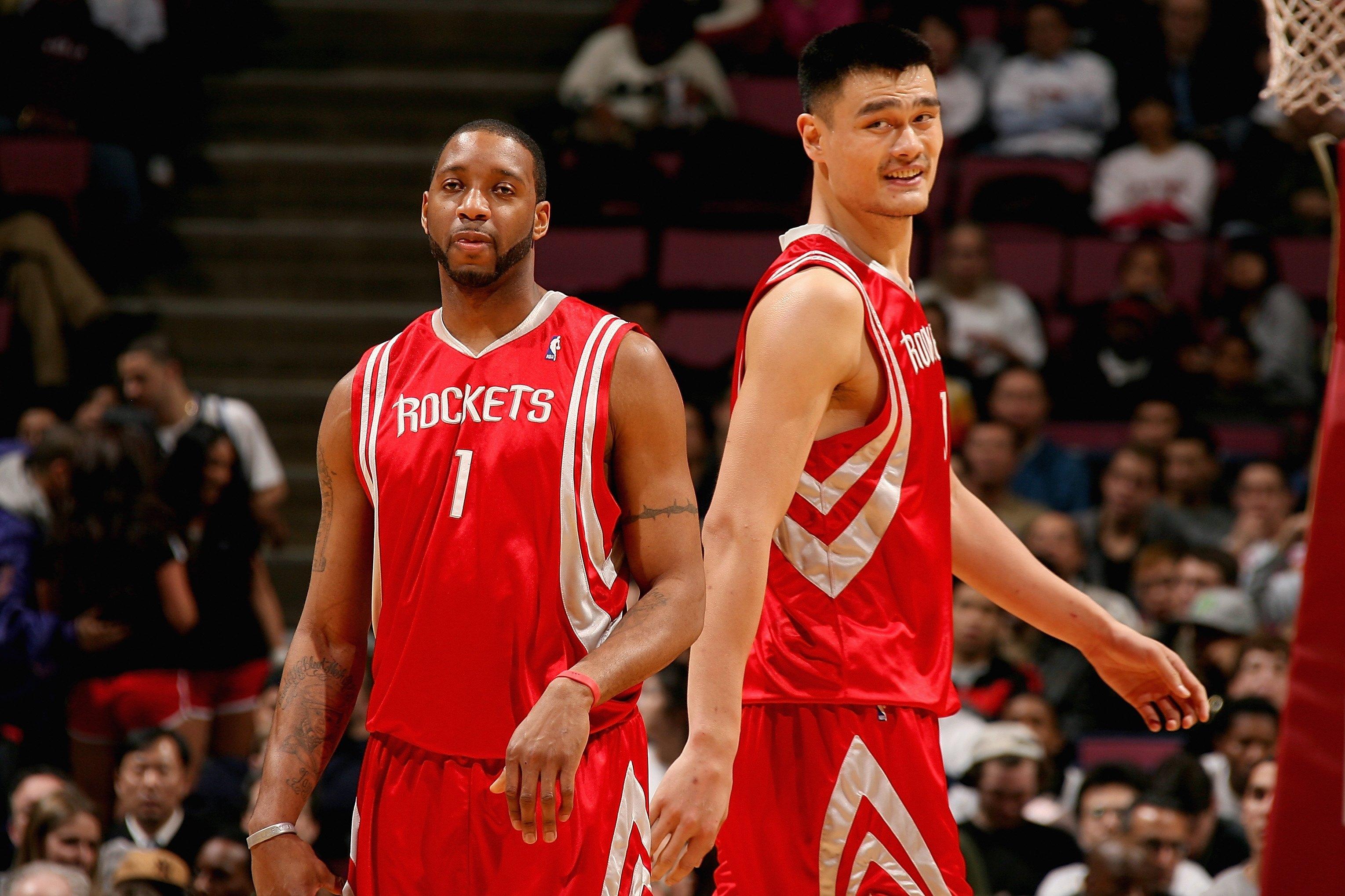 巔峰姚明和T-mac只能進三陣!2008年的NBA最佳陣容屬於什麼水平?