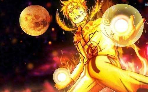 火影忍者, 其实拥有求道玉的鸣人实力比佐助更强!