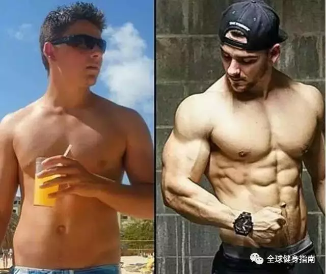 增肌和减脂能同时进行吗?问题不在练,而在吃!