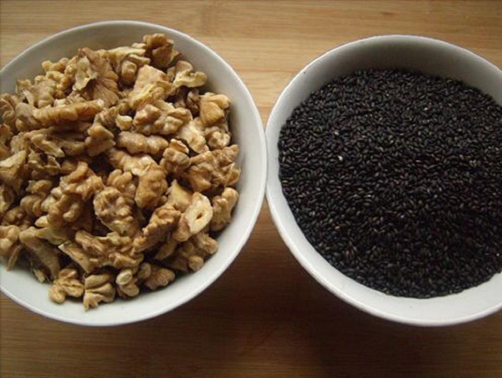 黑芝麻这样吃更有效价值鸭腿营养脆皮图片