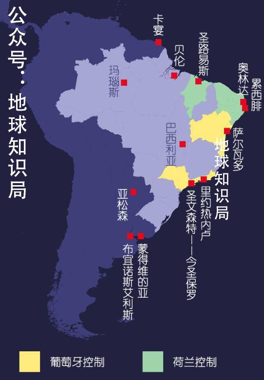 巴西国土面积和人口_巴西拥有巨大的国土面积和人口数量,为什么没能成为超级