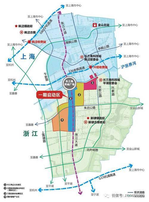 嘉兴科技城曹庄规划图