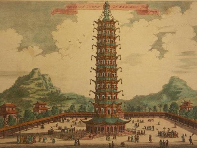 大报恩寺琉璃塔重建变玻璃塔,听听专家怎么说?图片