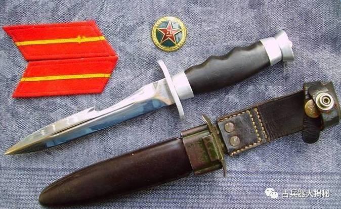 六式芬利尔-81式刺刀:   中国81式刺刀这是一款罕见的中国81式刺刀.81式冲锋枪图片