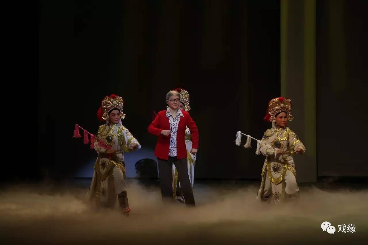 北京展演月之豫剧《常香玉》:戏比天大,德艺双馨
