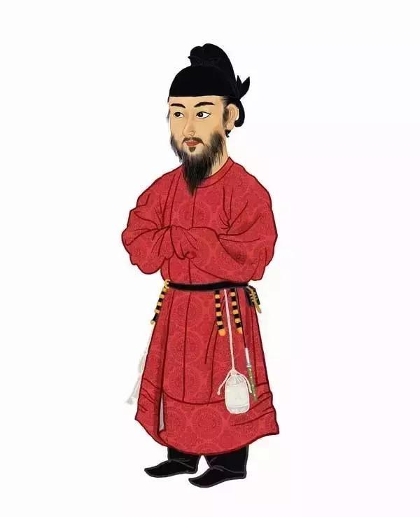 唐朝官员穿什么 往细了分有四种图片