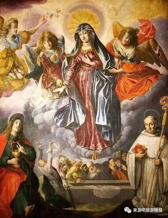 娱乐 正文  请点击此处输入图片描述附:圣母升天节祷词圣母玛利亚