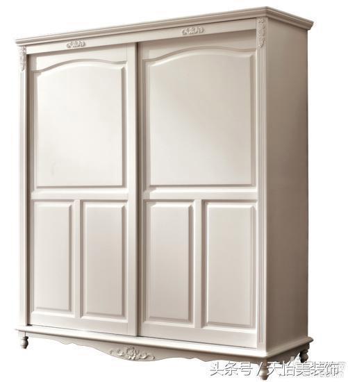 2017年最流行的6款卧室衣柜,特别是第四款,大气